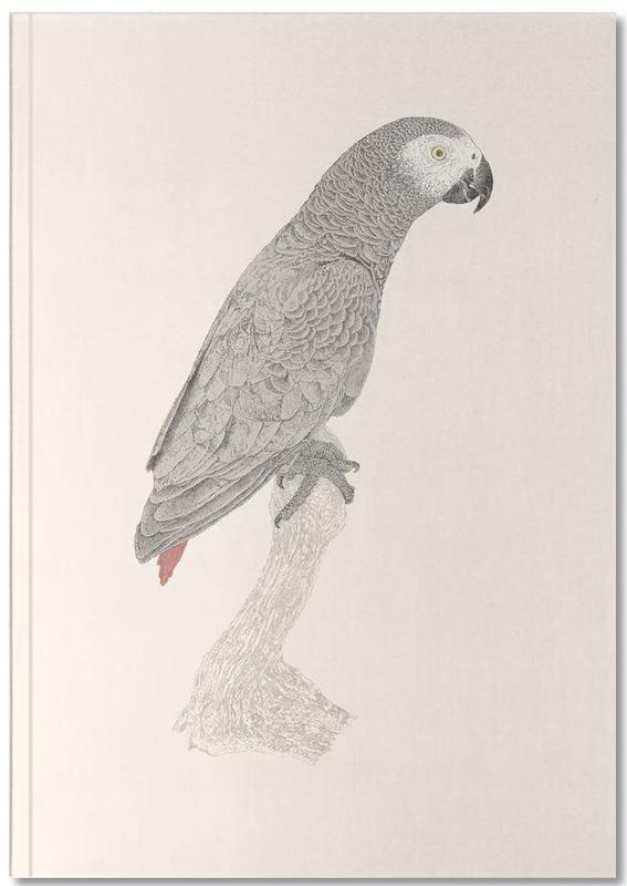 Parrots, African Parrot Notebook