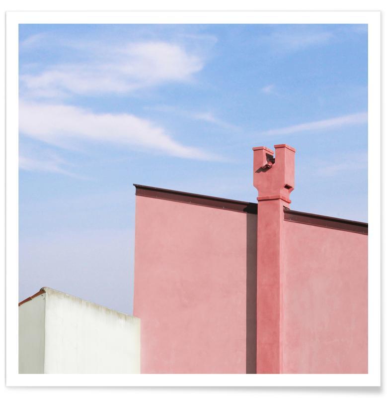 Architectonische details, Strawberry Milkshake poster