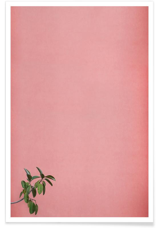 Architekturdetails, Blätter & Pflanzen, I Just Came To Say Hello -Poster