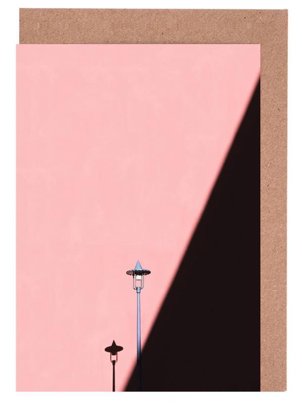 Architekturdetails, Light and Line -Grußkarten-Set