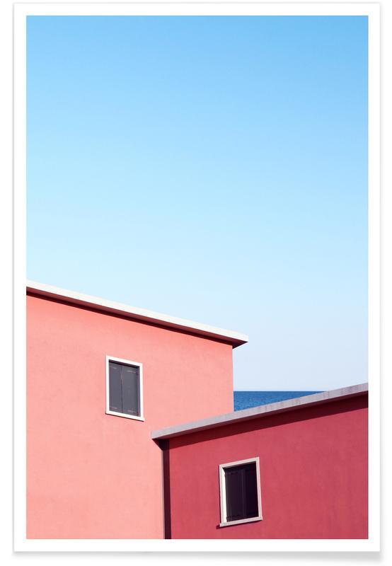 Architectonische details, Neighbors poster