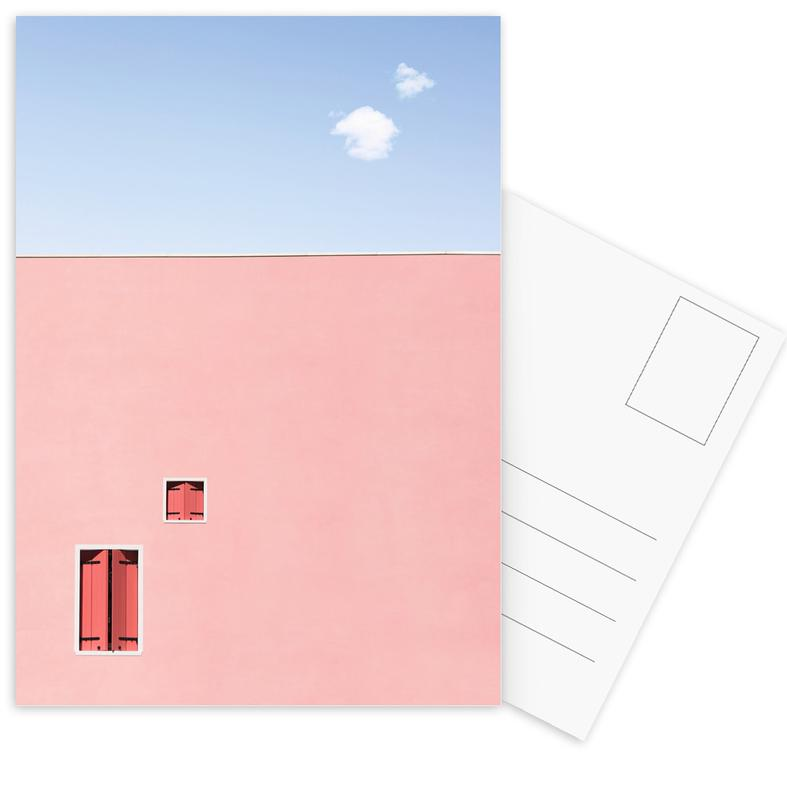 Architekturdetails, Soulmates -Postkartenset