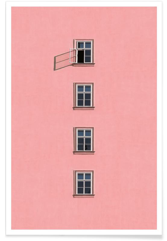 Architectonische details, The Air Up There poster