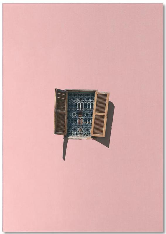 Architekturdetails, Hang Loose -Notizblock