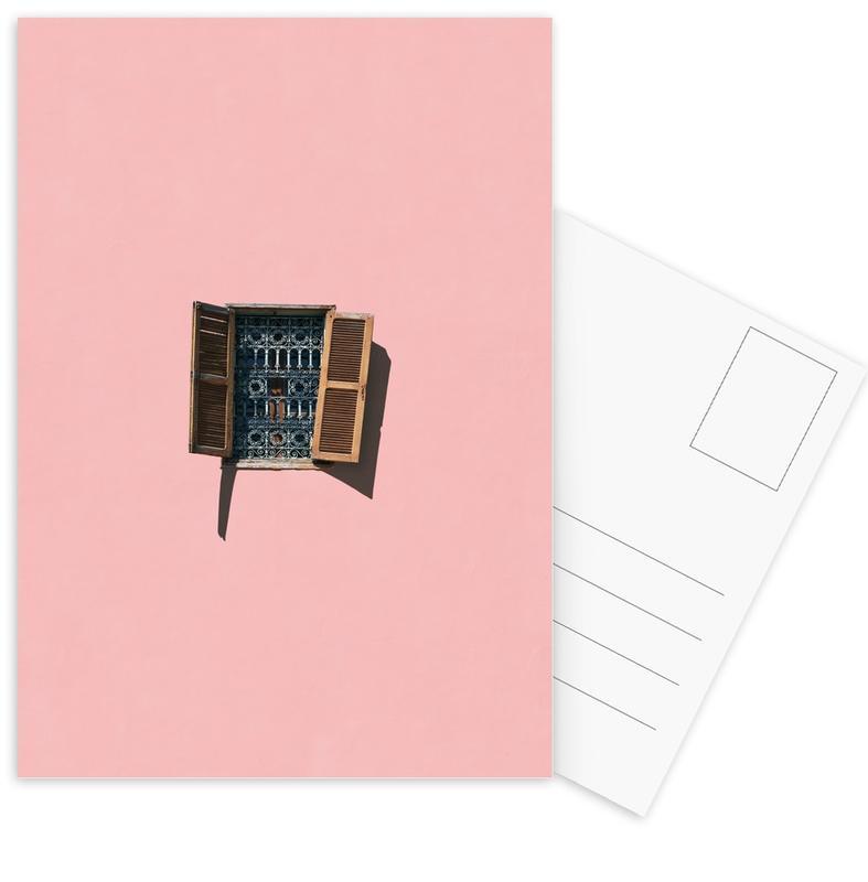 Architekturdetails, Hang Loose -Postkartenset