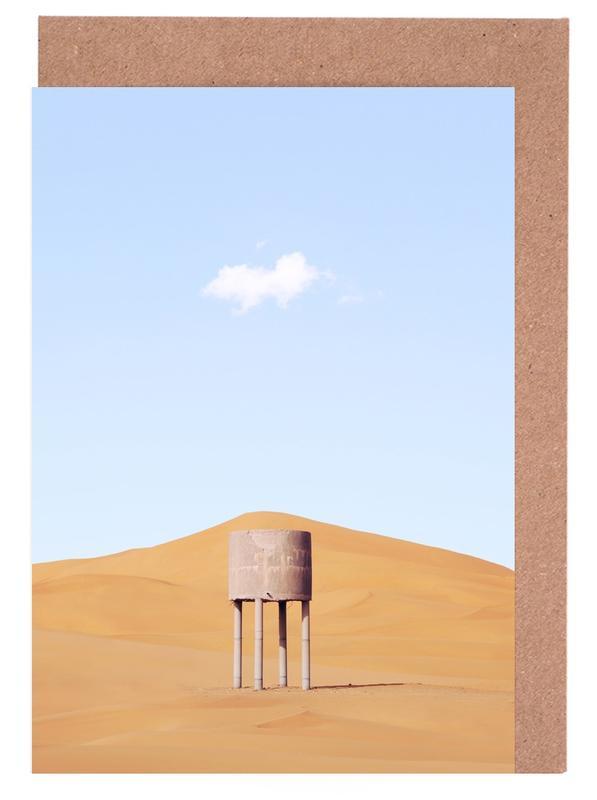 Wüsten, Hydration Station -Grußkarten-Set