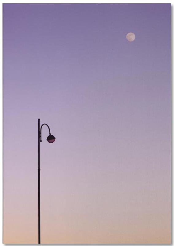 Sonnenuntergänge, Moonlight -Notizblock