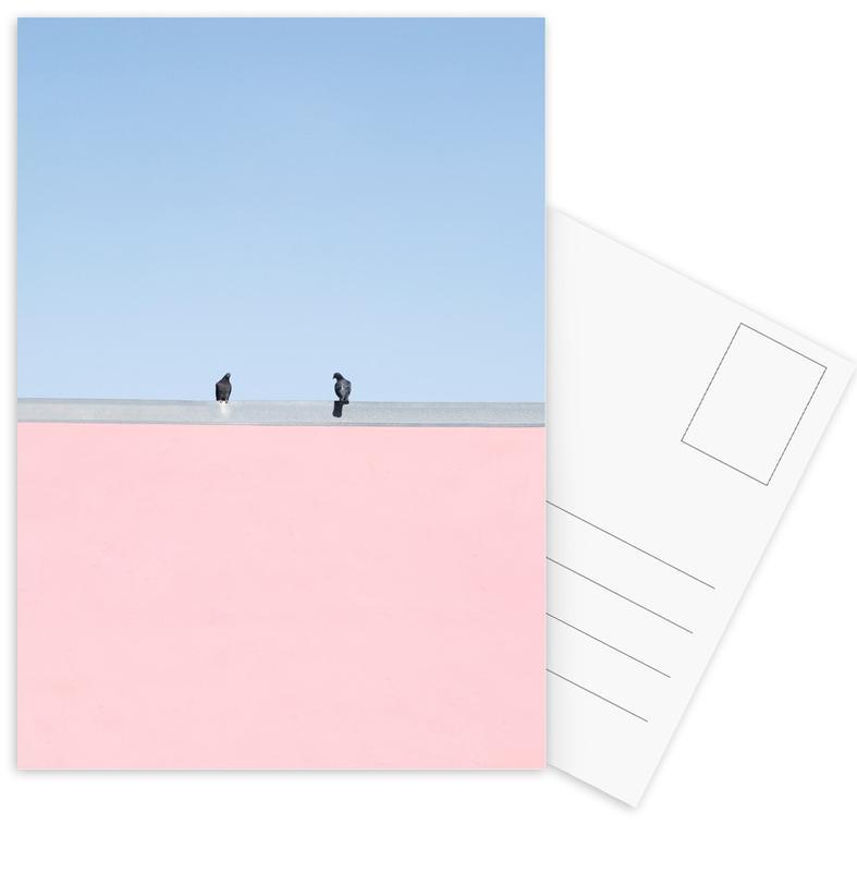 Architekturdetails, Keep Your Distance -Postkartenset