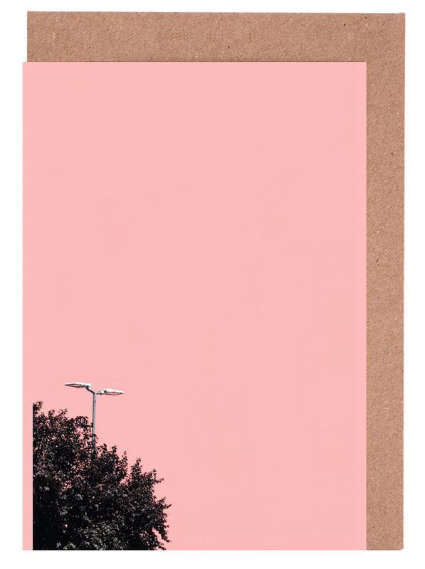 Architekturdetails, Hiding -Grußkarten-Set