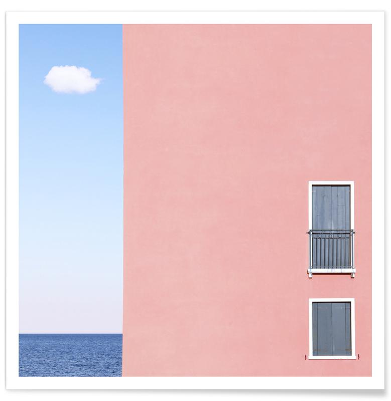 Architectonische details, The House, The Cloud, The Sea poster