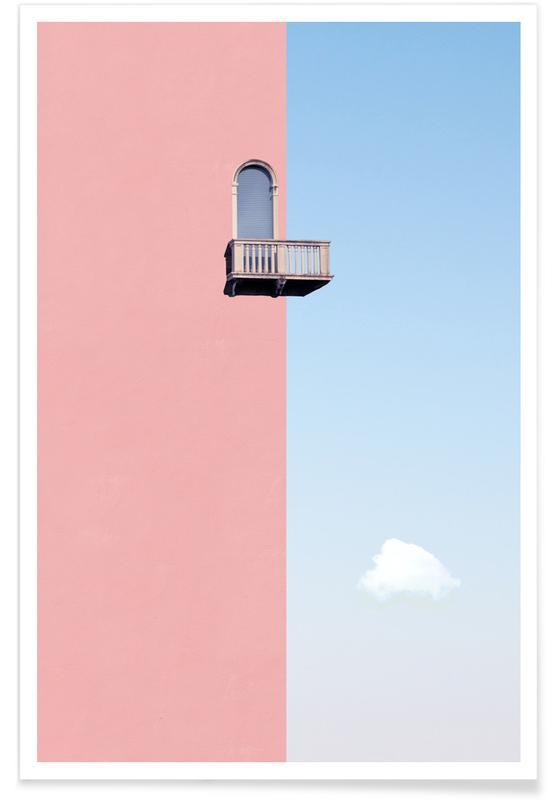 Architekturdetails, Above -Poster
