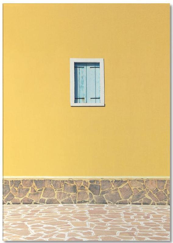 , Yellow -Notizblock