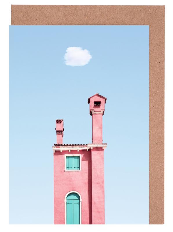 , High House -Grußkarten-Set