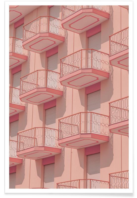 , Balconies affiche