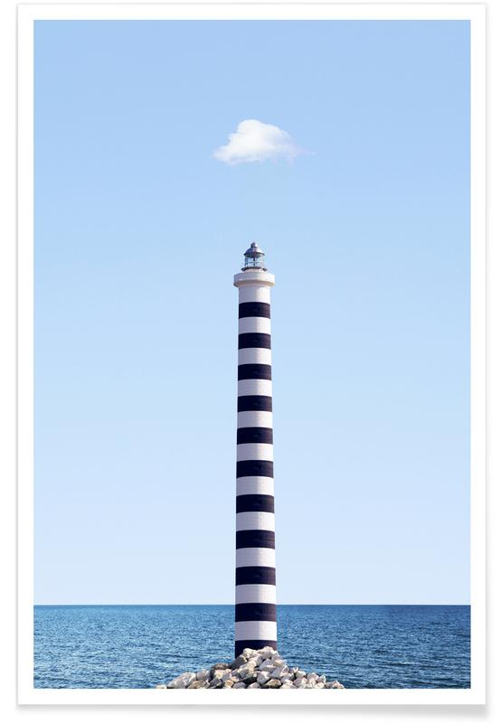, Lighthouse affiche