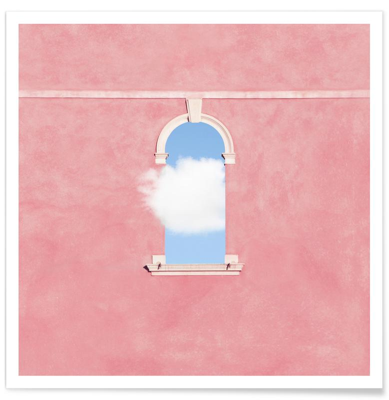 , Shy Cloud -Poster