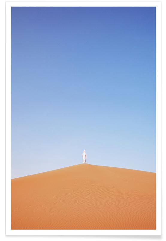 , Dune View Poster