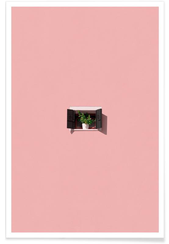 Détails architecturaux, Paysages abstraits, Photosynthesis affiche