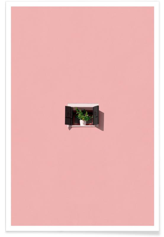 Architectural Details, Abstract Landscapes, Photosynthesis Poster