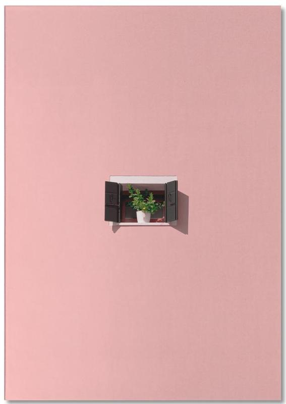 Architekturdetails, Abstrakte Landschaften, Photosynthesis -Notizblock