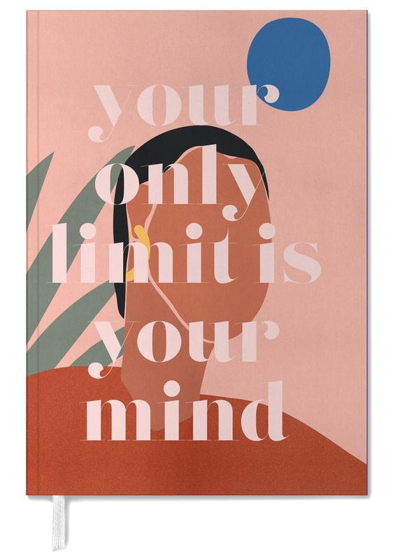 Zitate & Slogans, Motivation, Porträts, Only Limit -Terminplaner