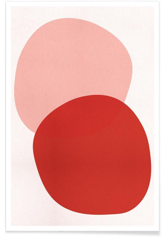, Pink poster