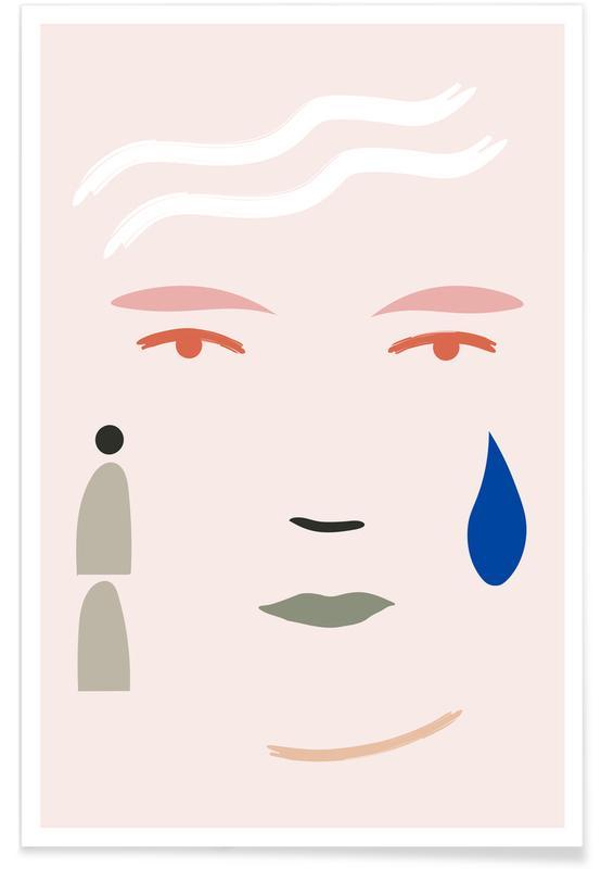 Tear Poster