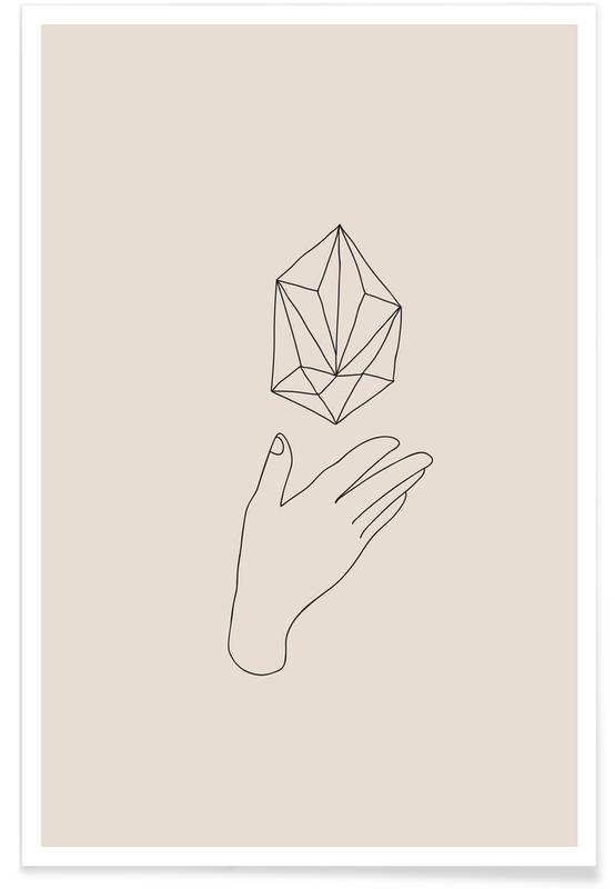 , Diamond póster