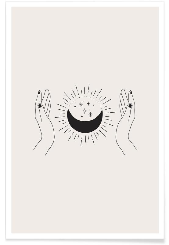 , Spiritual Energy póster