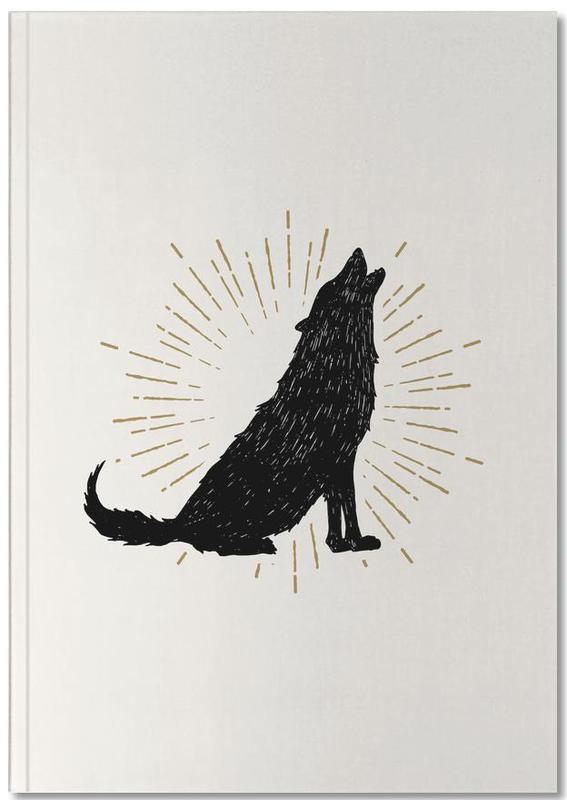 Wolves, Wolf Notebook