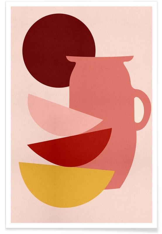 Vase Plakat