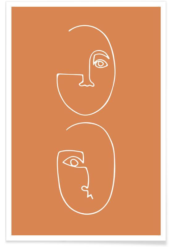 , Coupling Plakat