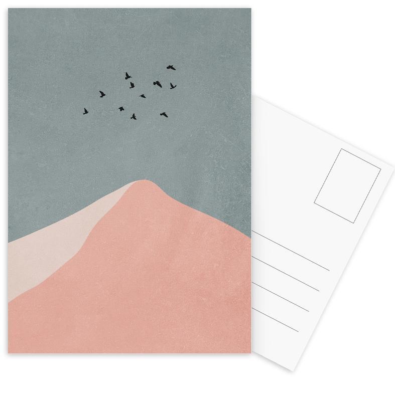 Peak Postcard Set