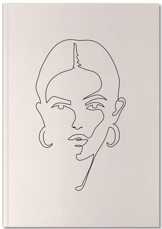 Femme II Notebook