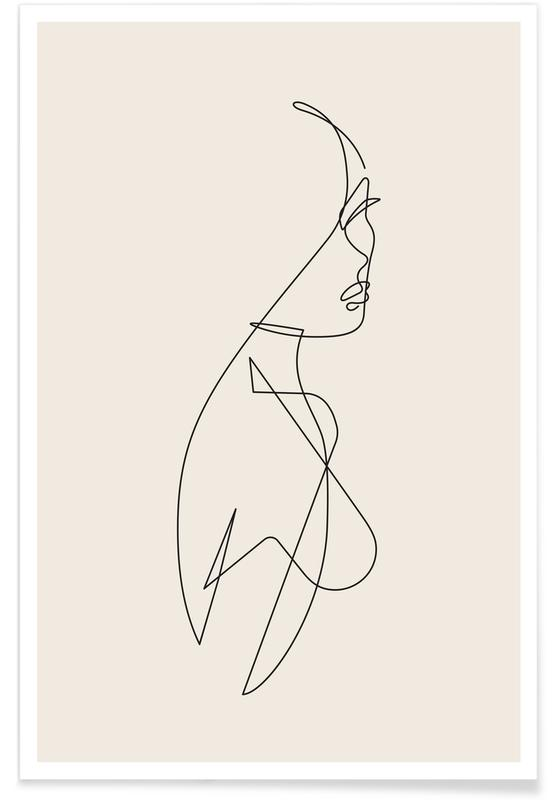 Femme I poster