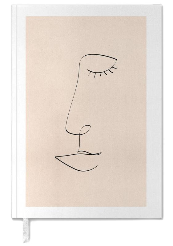 Line Portrait -Terminplaner