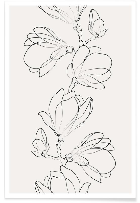 , Botanic affiche