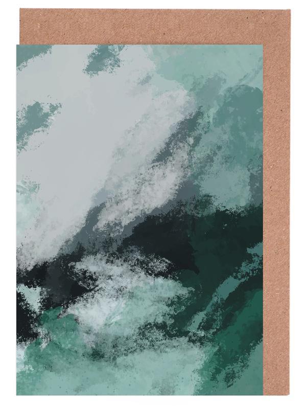Rough Ocean -Grußkarten-Set