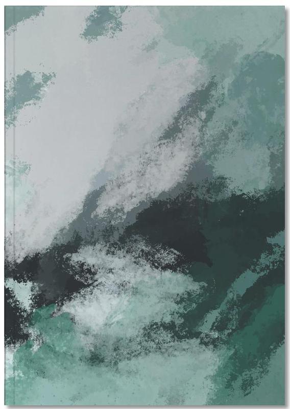 Rough Ocean Notebook