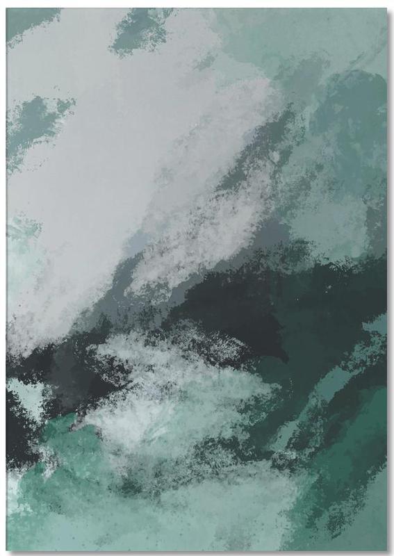 Rough Ocean -Notizblock