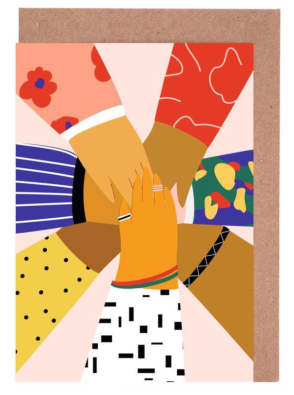 All Hands cartes de vœux