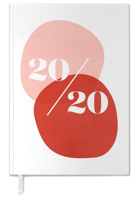 20/20 Pink -Terminplaner