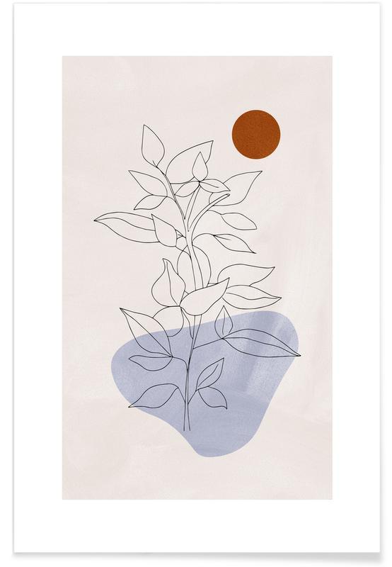 Flourishing affiche