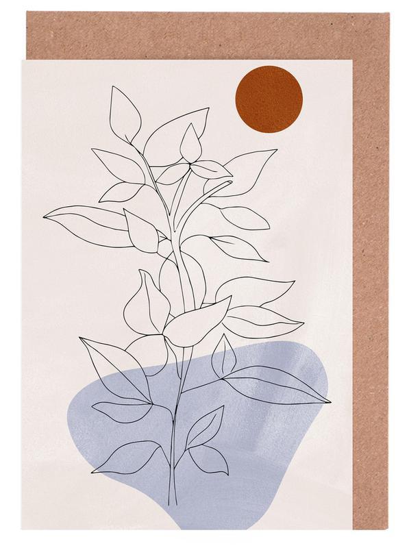 Flourishing cartes de vœux