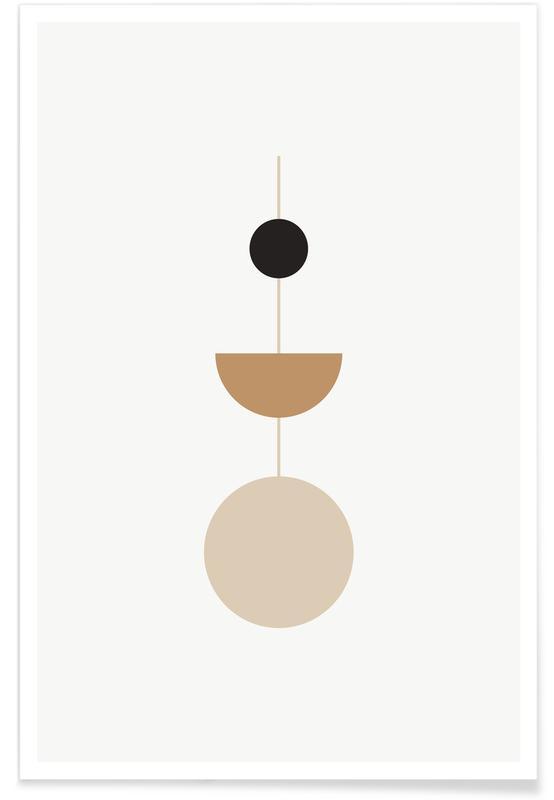, Pendulum Plakat