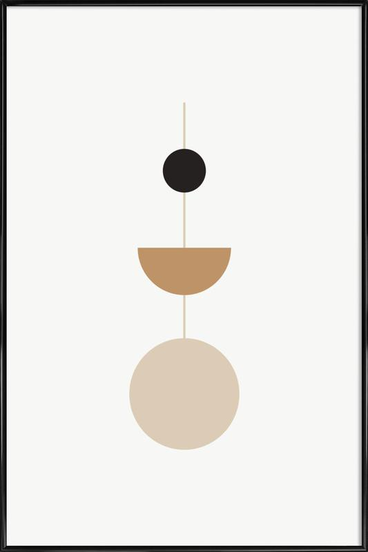Pendulum Poster i standardram