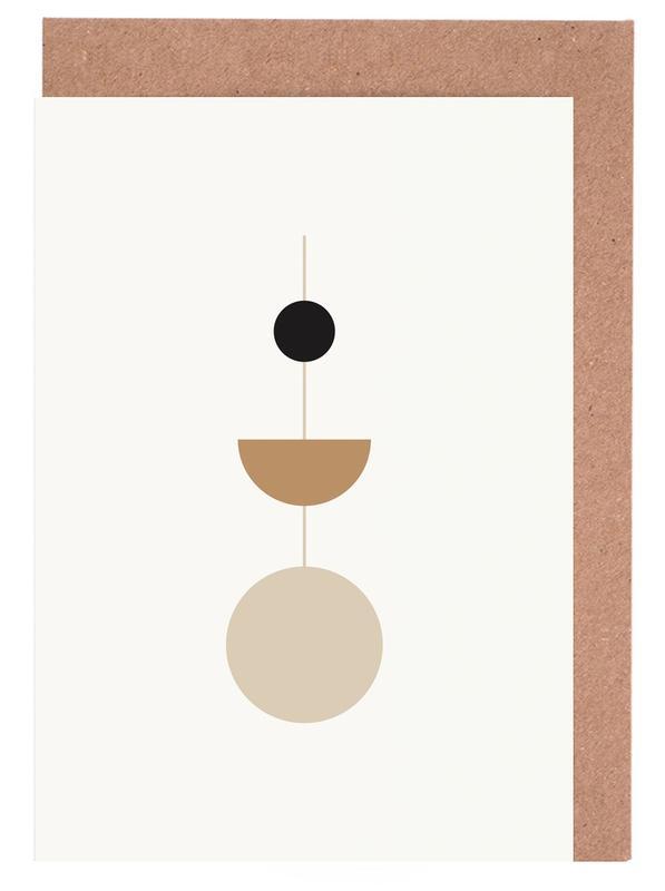 Pendulum Greeting Card Set