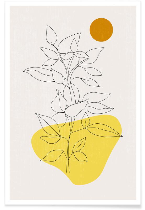 , Warm Elements poster