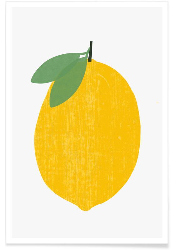 , Lemon affiche