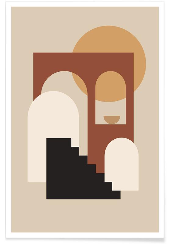 , Porch Plakat